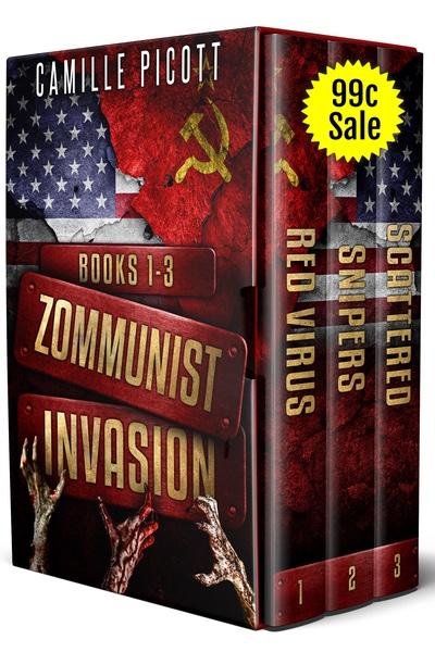 [Zommunist Invasion Box Set]