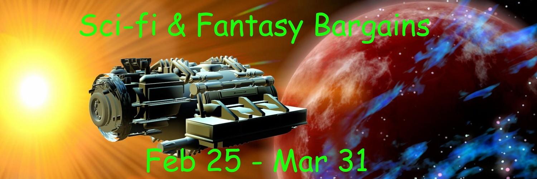 Spring Sci-fi and Fantasy Sale